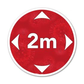 2m all directions